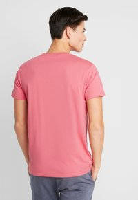 GANT - THE ORIGINAL - Jednoduché triko - bright pink