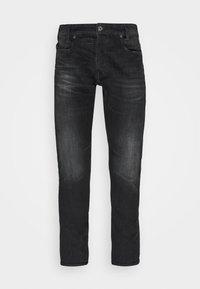 G-Star - D-STAQ 5-PKT SLIM - Slim fit jeans - elto black/medium aged faded - 3