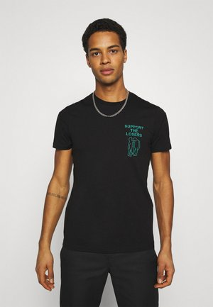 T-DORYMO-A1 MAGLIETTA UNISEX - Print T-shirt - black