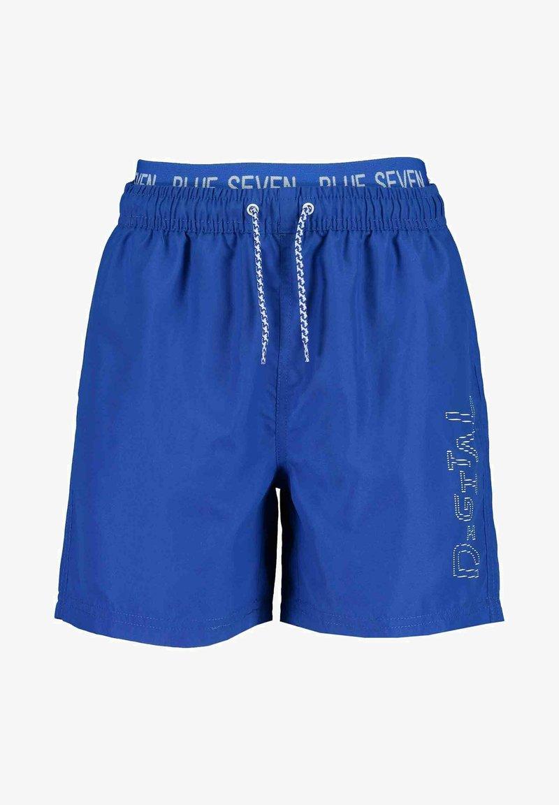 Blue Seven - BASICS - Swimming trunks - ocean