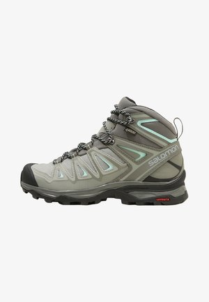 X ULTRA 3 MID GTX  - Trekingové boty - shadow/castor gray/beach glass