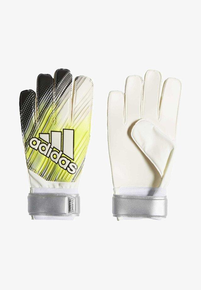 CLASSIC TRAINING  - Goalkeeping gloves - black
