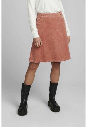 NUMEGHAN CALA SKIRT - A-line skirt - ash rose