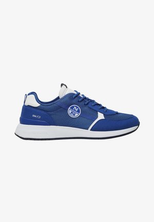 Trainers - blue 0760