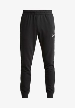 CUFF PANTS CORE - Trainingsbroek - black