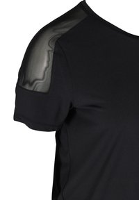 Active by Zizzi - Print T-shirt - black - 6