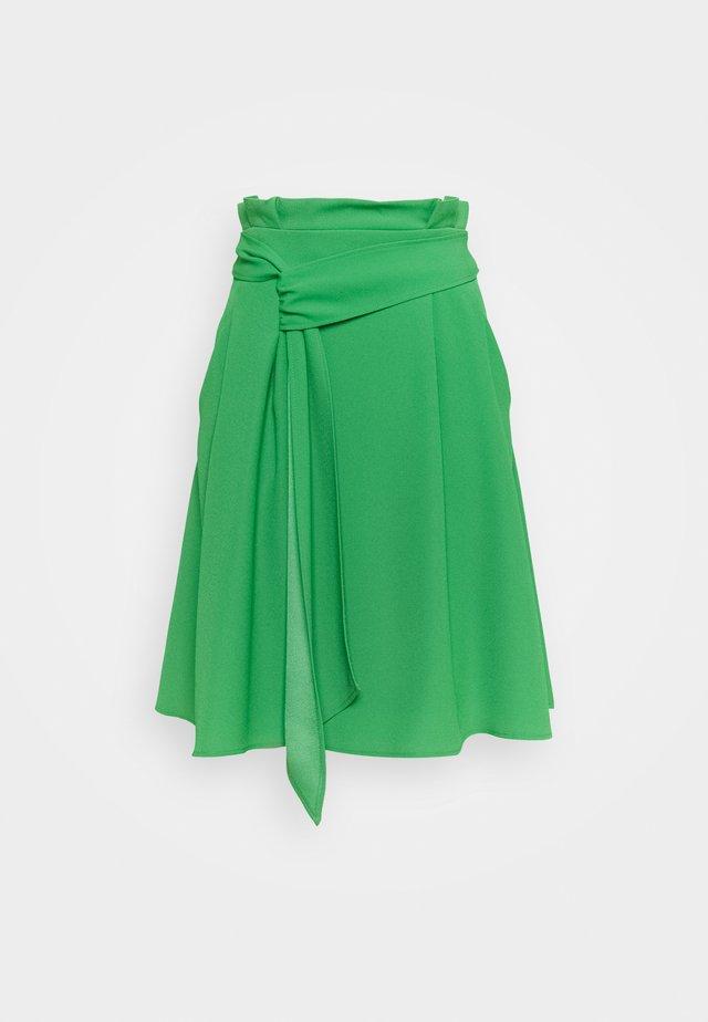 RINANE - Jupe trapèze - medium green
