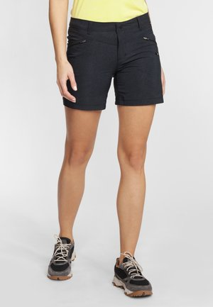 WOVEN  - Outdoor shorts - black denims