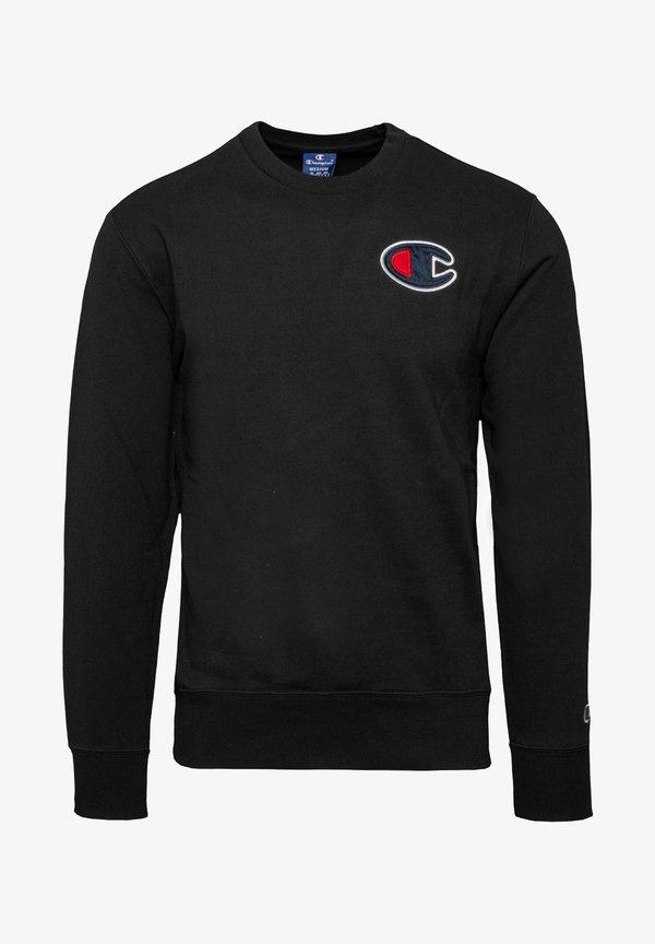 Champion Rochester Bluza - black/czarny Odzież Męska OAXG