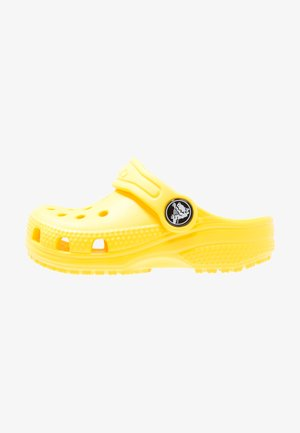 CLASSIC UNISEX - Pool slides - lemon