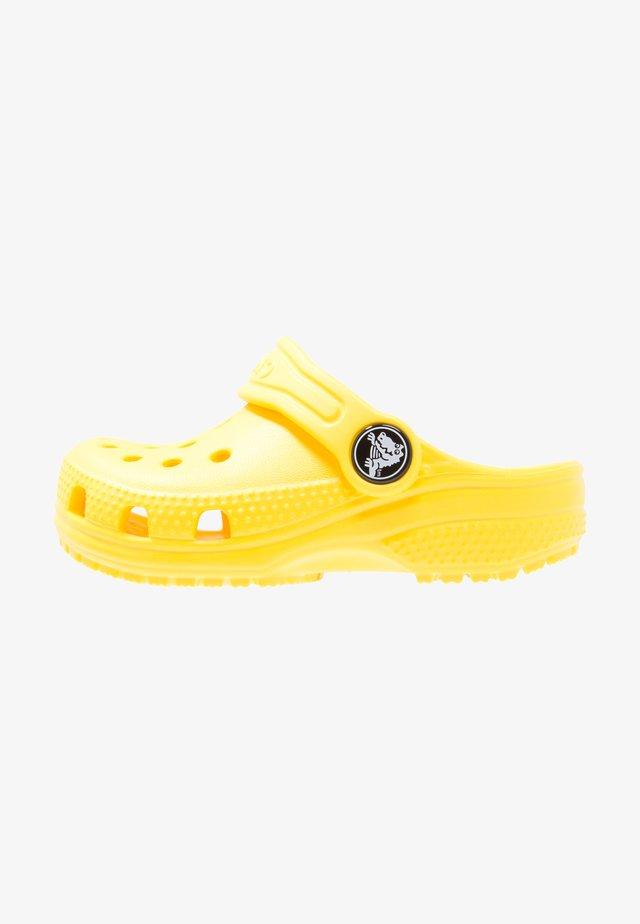 CLASSIC UNISEX - Sandali da bagno - lemon