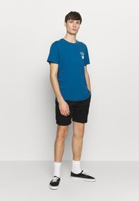 Scotch & Soda - CLASSIC - Shorts - black - 1