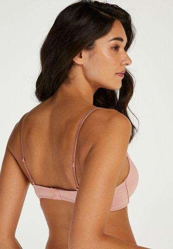 Push-up bra - pink