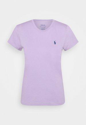 Basic T-shirt - english lavender
