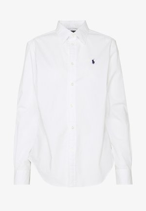 GEORGIA - Button-down blouse - white