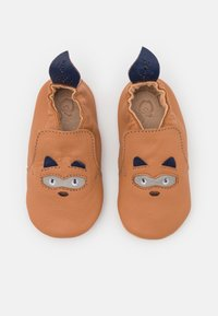 Shoo Pom - RACCOON UNISEX - First shoes - camel/multicolor - 3