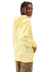 Vans - MN TIE DYE PO - Hoodie - mellow yellow/tie dye - 1