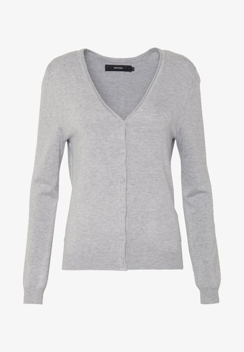 VMNELLIE GLORY LS V-NECK CARDIGAN N