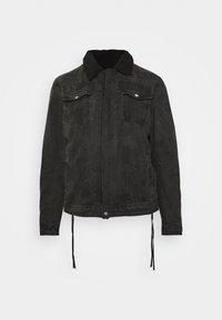 Be Edgy - BEKELVYN  - Denim jacket - black used - 4