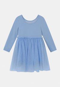 Cotton On - IRIS LONG SLEEVE - Jersey dress - dusk blue - 1