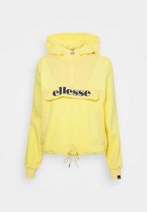 NAVU - Fleece jumper - yellow