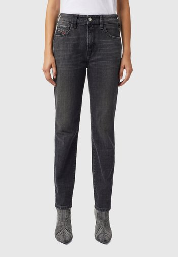 JOY  - Relaxed fit jeans - black/dark grey