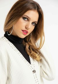 faina - Cardigan - white - 3