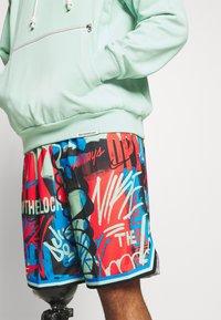 Nike Performance - DNA SHORT CITY EXPLORATION SERIES - Pantaloncini sportivi - enamel green - 3
