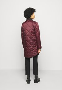 Barbour - PEPPERGRASS QUILT - Winter coat - eggplant - 2