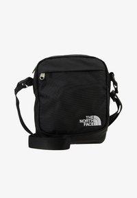 The North Face - SHOULDER BAG - Axelremsväska - black/white - 6