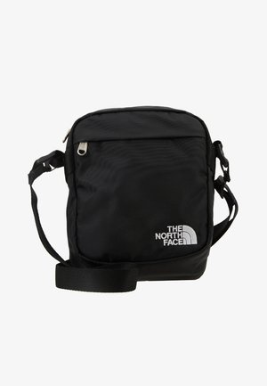 SHOULDER BAG - Sac bandoulière - black/white