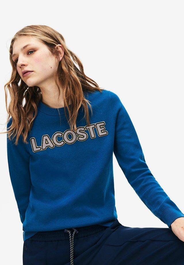 AF8763-00 - Sweter - blue
