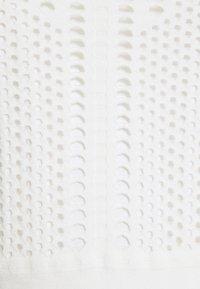 Pinko - CAMPIONATO ABITO STRETCH PUNTO RETE - Jumper dress - off-white - 2