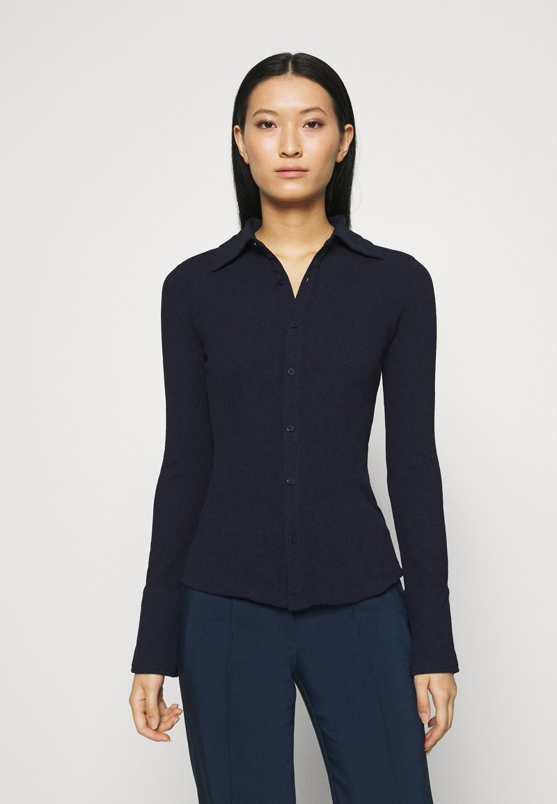 Who What Wear - FITTED  - Skjorte - navy