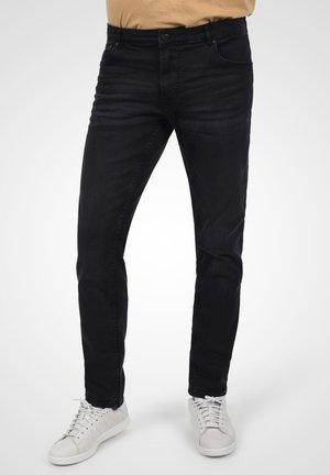SLIM-JOY BLUE258 STR - Slim fit jeans - black dnm