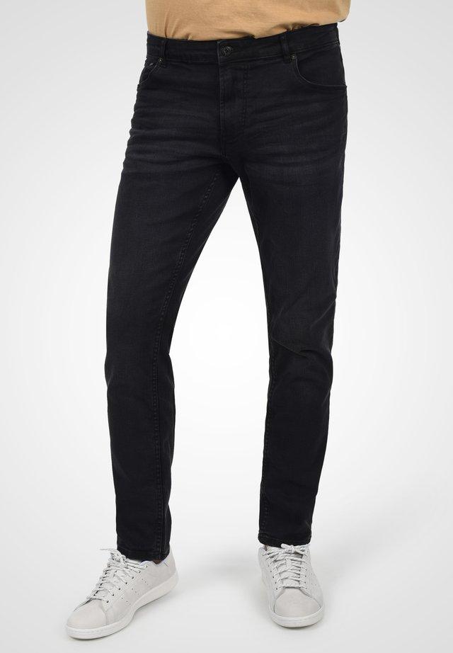 SLIM-JOY BLUE258 STR - Jeans Slim Fit - black dnm