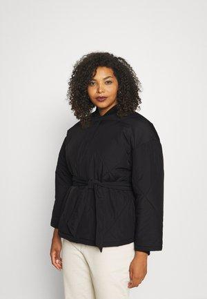 PCFRANNY JACKET - Light jacket - black