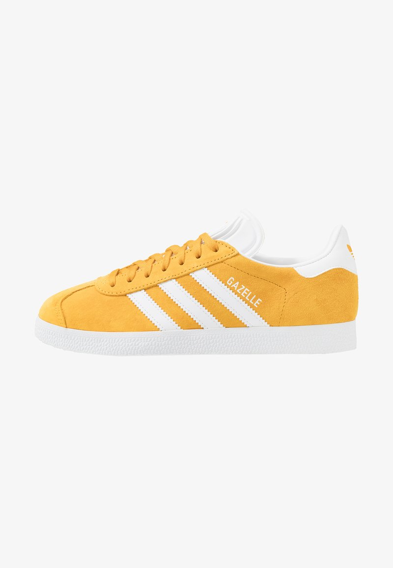 adidas Originals - GAZELLE - Sneakers laag - active gold/footwear white