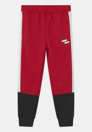 JUMPMAN - Trainingsbroek - gym red