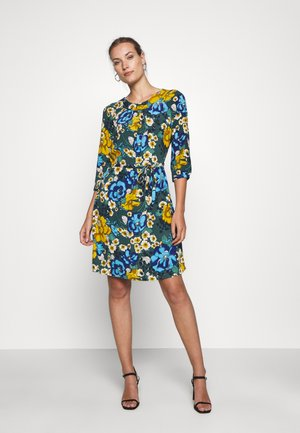 SHIRLEY DRESS - Korte jurk - pine green