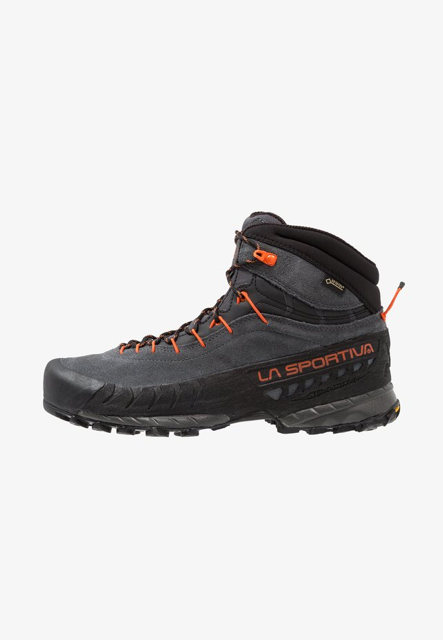 TX4 MID GTX - Hiking shoes - carbon/flame