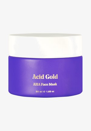ACID GOLD - Masque visage - -