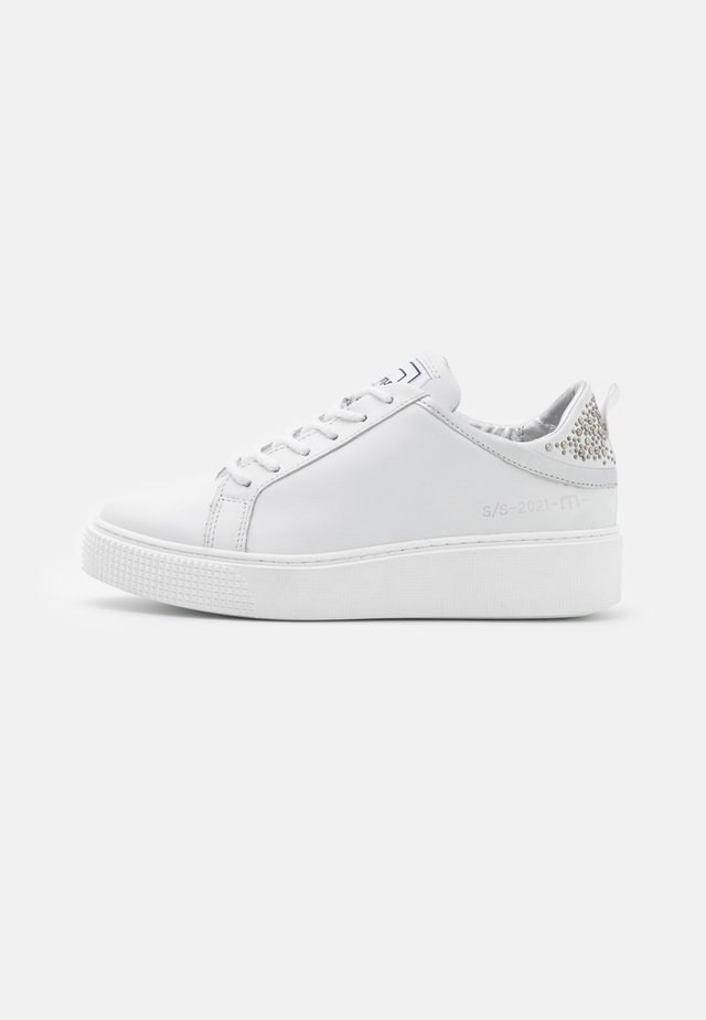 TODAY - Sneakers laag - bianco/argento