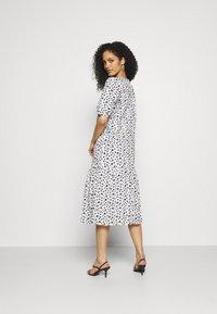 edc by Esprit - DRESS - Day dress - off-white - 2