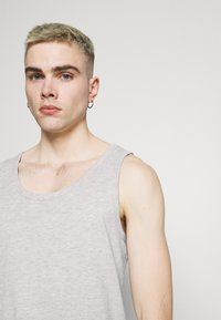 Only & Sons - ONSPIECE RELAXED TANK - Top - light grey melange - 3