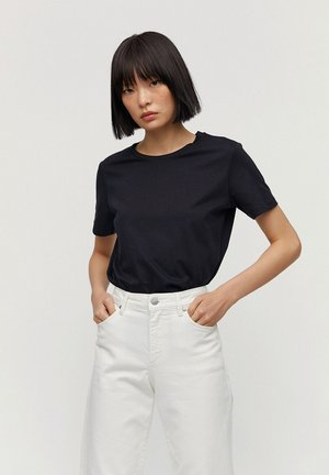 MARAA - Basic T-shirt - black