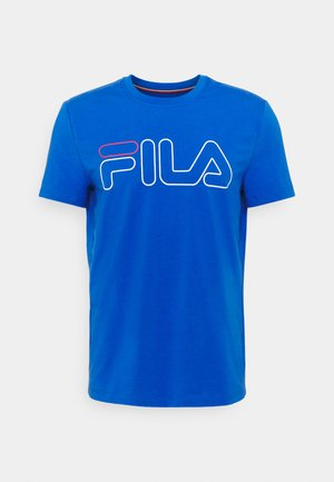 RICKI - T-shirts print - blue iolite