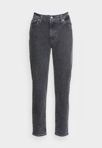 Calvin Klein Jeans - MOM JEAN - Slim fit jeans - grey - 3