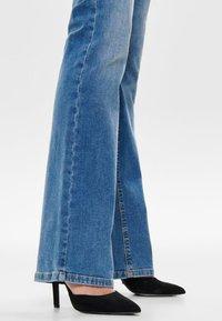 JDY - Flared Jeans - light blue denim - 5