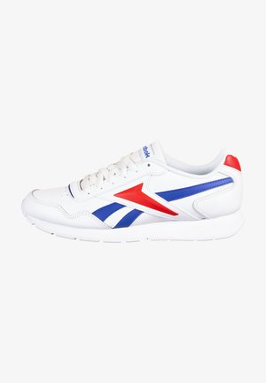 ROYAL GLIDE - Trainers - white / vector blue / vector red